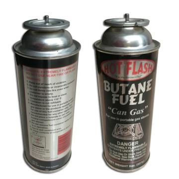 SCREW VALVE BUTANE GAS CARTRIDGE 230GR gas cylinder 190 gr