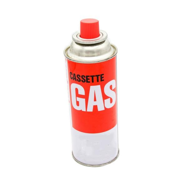 Butane gas canister BBQ Fuel Cartridge with CRV